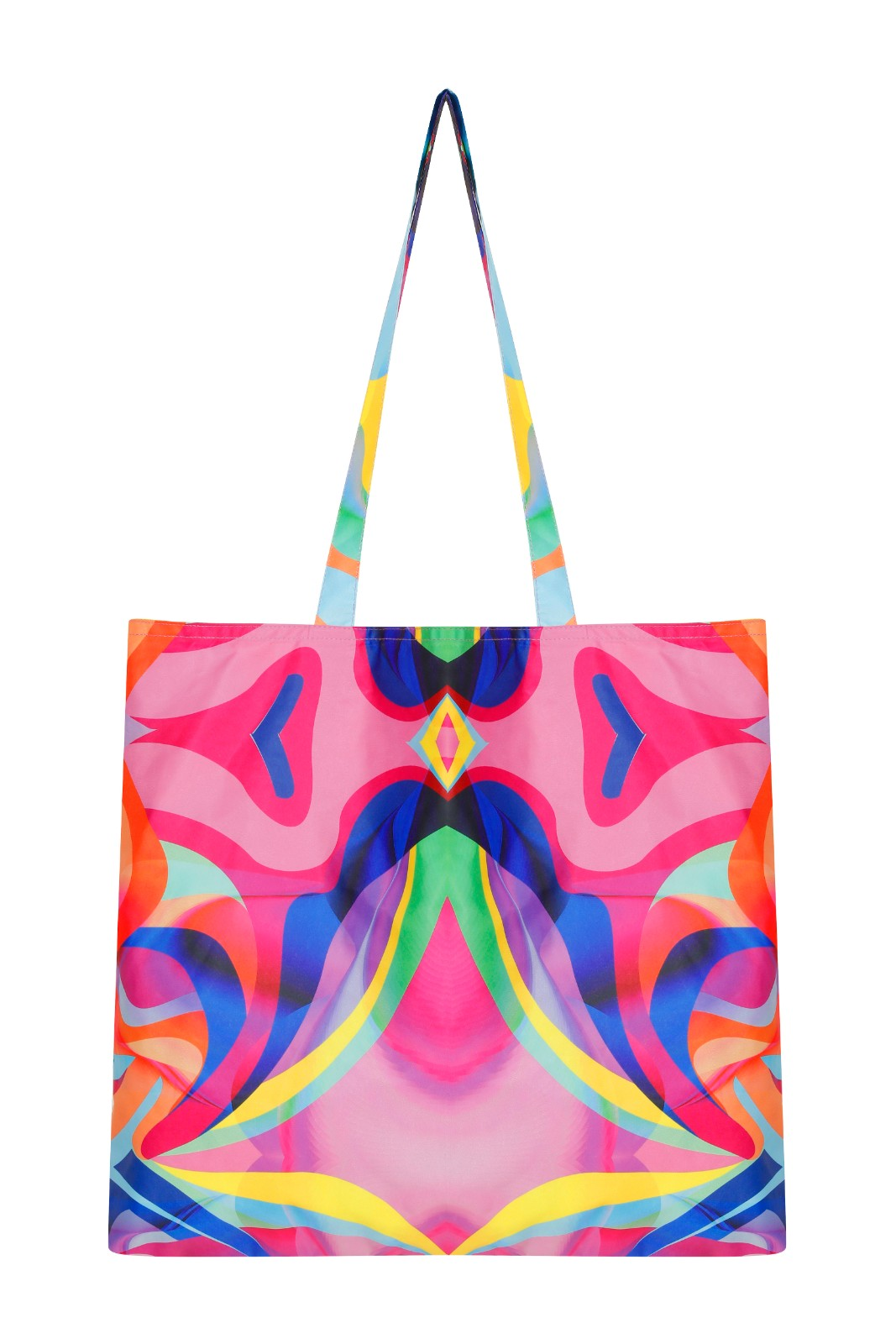 Large Size Graphic Tote Bag  image no:1