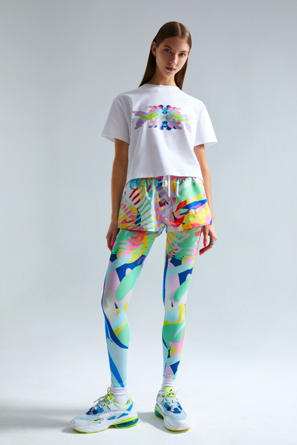 Graphic leggings  HOVER