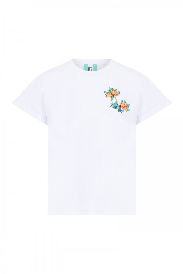 Karlie Embroidered T-shirt TN